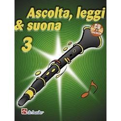 Ascolta Leggi e Suona Clarinetto V3 + CD