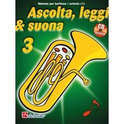 Ascolta Leggi e Suona Eufonio Chiave di Basso V3 + CD