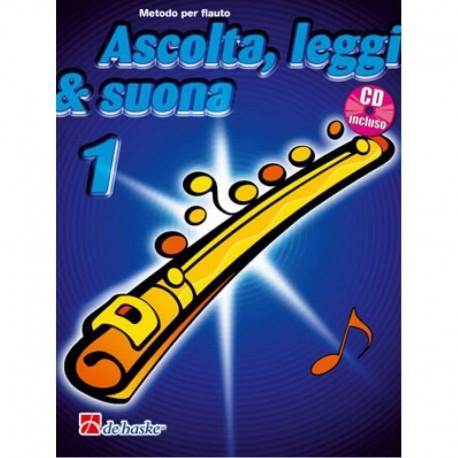 Ascolta Leggi e Suona Flauto V1 C/CD