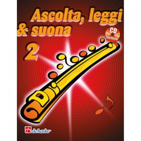 Ascolta Leggi e Suona Flauto V2 C/CD
