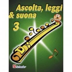Ascolta Leggi e Suona Flauto V3 + CD
