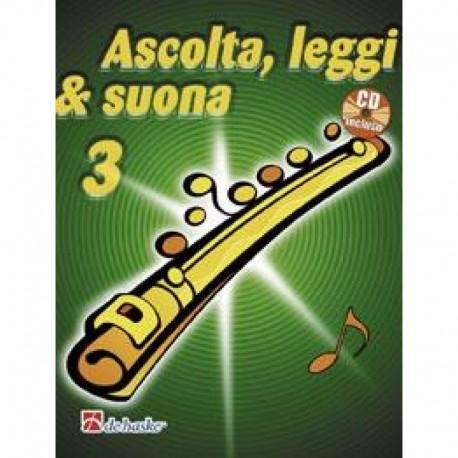 Ascolta Leggi e Suona Flauto V3 C/CD