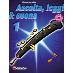 Ascolta Leggi e Suona Oboe V1 + CD