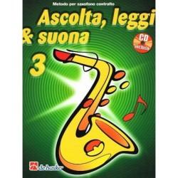 Ascolta Leggi e Suona Sax Alto V3 + CD