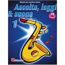 Ascolta Leggi e Suona Sax Tenore V1 + CD