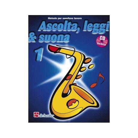 Ascolta Leggi e Suona SAX Tenore V1 C/CD