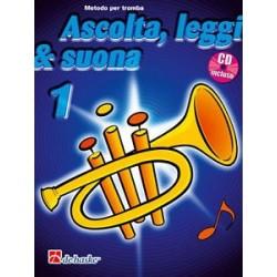 Ascolta Leggi e Suona Tromba V1 + CD