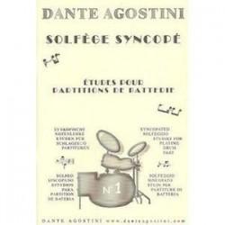 Agostini D. Solfeggio Ritmico V1