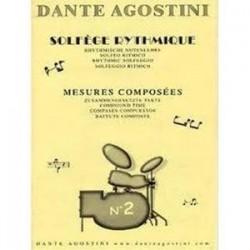 Agostini D. Solfeggio Ritmico V2