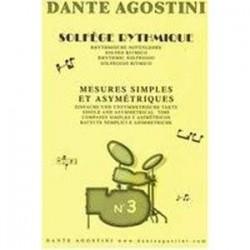Agostini D. Solfeggio Ritmico V3