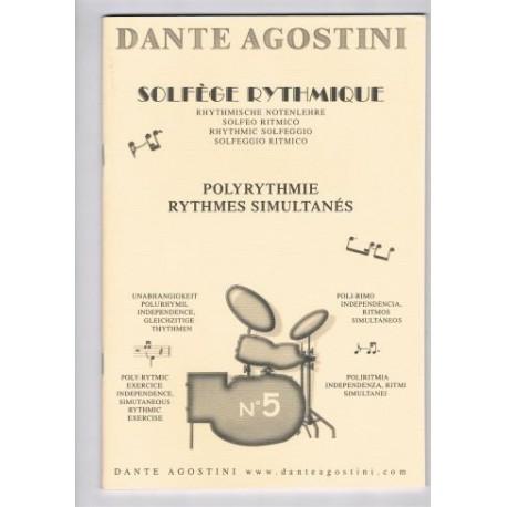 Agostini D. Solfeggio Ritmico V5