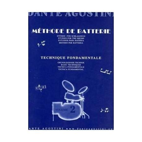 Agostini Metodo Batteria V2