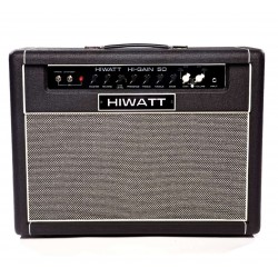 Hiwatt HI Gain 50 SER 2X12 Valve Combo Chitarra