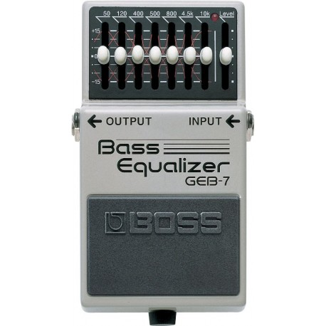 Boss GEB7 Equalizzatore