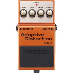 Boss DA2 Adaptive Distortion Distorsore