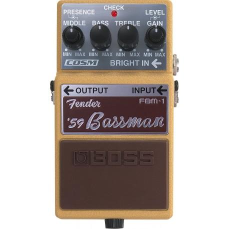 Boss FBM1 '59 Bassman