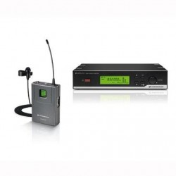 Sennheiser XSW 12-C Head Radio Microfono