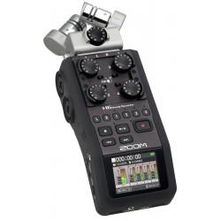 Zoom H6 Registratore Digitale 6 Tracce