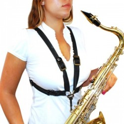 BG S41SH Tracolla Sax Donna