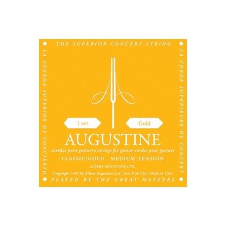 Augustine Yellow Label Muta Corde Classica Medium
