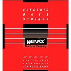 Warwick M 45/135 Red Label Muta Corde Basso Elettrico 5 Corde
