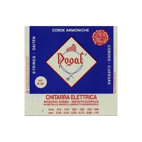 Dogal R67 Muta Chitarra Elettrica Liscia