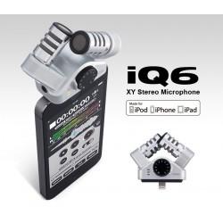 Zoom IQ6 Registratore Audio IPhone IPad