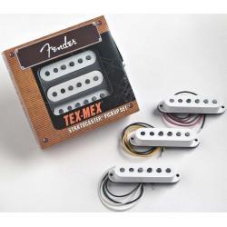 Fender Tex-Mex  Srtatocaster 3 Set Pick Up