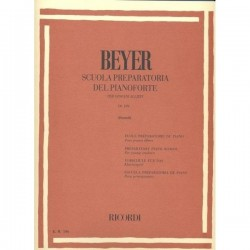 Beyer Scuola Preparatoria Pianoforte