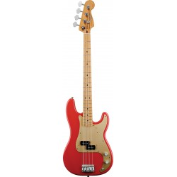 Fender Classic '50s Precision Bass Fiesta Red