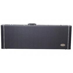 Rockbag RC10606B/4 Black Tolex Astuccio Chitarra Elettrica
