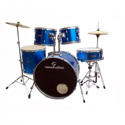 Soundsation SK522EB Batteria Completa Electric Blue