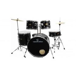 Soundsation SK522BK Batteria Completa Black