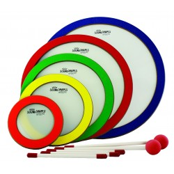Remo SS-1000-05 Shape Pack 5 Circle Didattica