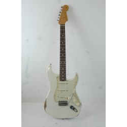 Fender Road Worm '60s Stratocaster Rosewood Fingerboard Olympic White