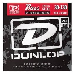 Dunlop DBS30130 Muta Basso 6 Corde