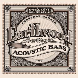 Ernie Ball Earthwood Phosphor Bronze 2070 045-095 Muta Corde Basso Acustico