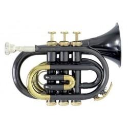 Roy Benson RB701002 Tromba BbPocket Nichel