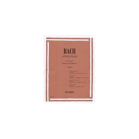 Bach 19 Pezzi Facili
