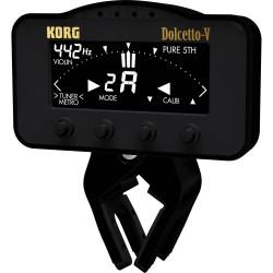 Korg AW 3V Dolcetto Tuner/Metr VL/Viola