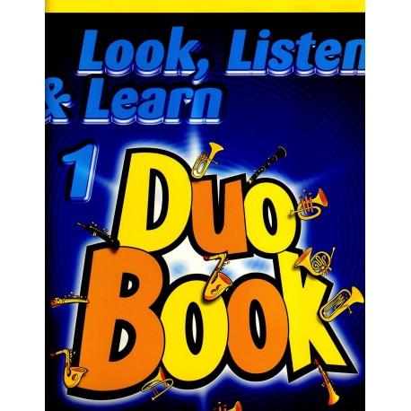 Ascolta Leggi e Suona Duo Book Trombone Chiave di Basso V1 + CD