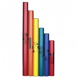Boomwhacker BW1001 Set Pentatonico Di 6 Note in Do Maggiore