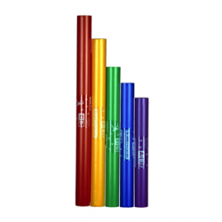 Boomwhacker BW1003 Estensione Cromatica Set 5 Note