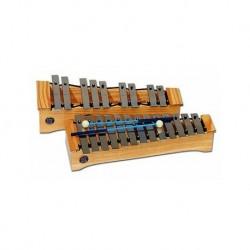 Samba 3312 Glockenspiel Cromatico Alto Do-La