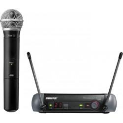 Shure PGX24E/PG58 Radiomicrofono