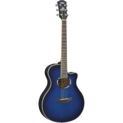 Yamaha APX500III Oriental Blue Burst Chitarra Folk Elettrificata