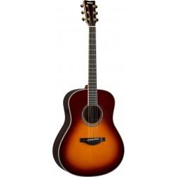 Yamaha LLTA BS Transacoustic Brown Sunburst Chitarra Folk Elettrificata