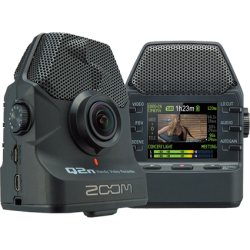 Zoom Q2n Registratore Audio/Video Palmare