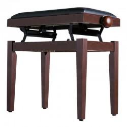 Soundsation SBH-100P-SRW Panchetta Pianoforte Noce Satinata Seduta Sky Nero