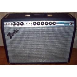 Fender Vibrolux Silver Face Amplificatore Chitarra Elettrica